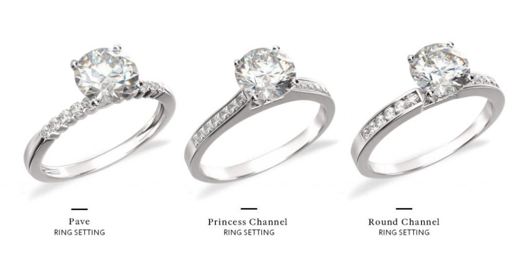 What Is A Channel Set Engagement Ring And Is It Right For Me