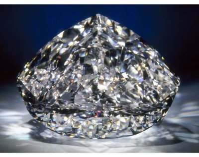 The De Beers Centenary Diamond is one of the most expensive diamonds in the world