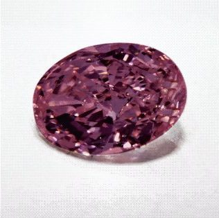 The Graff Vivid Pink Diamond is one of the most expensive diamonds in the world