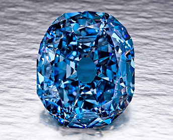 The Wittelsbach Graff Diamond is one of the most expensive diamonds in the world