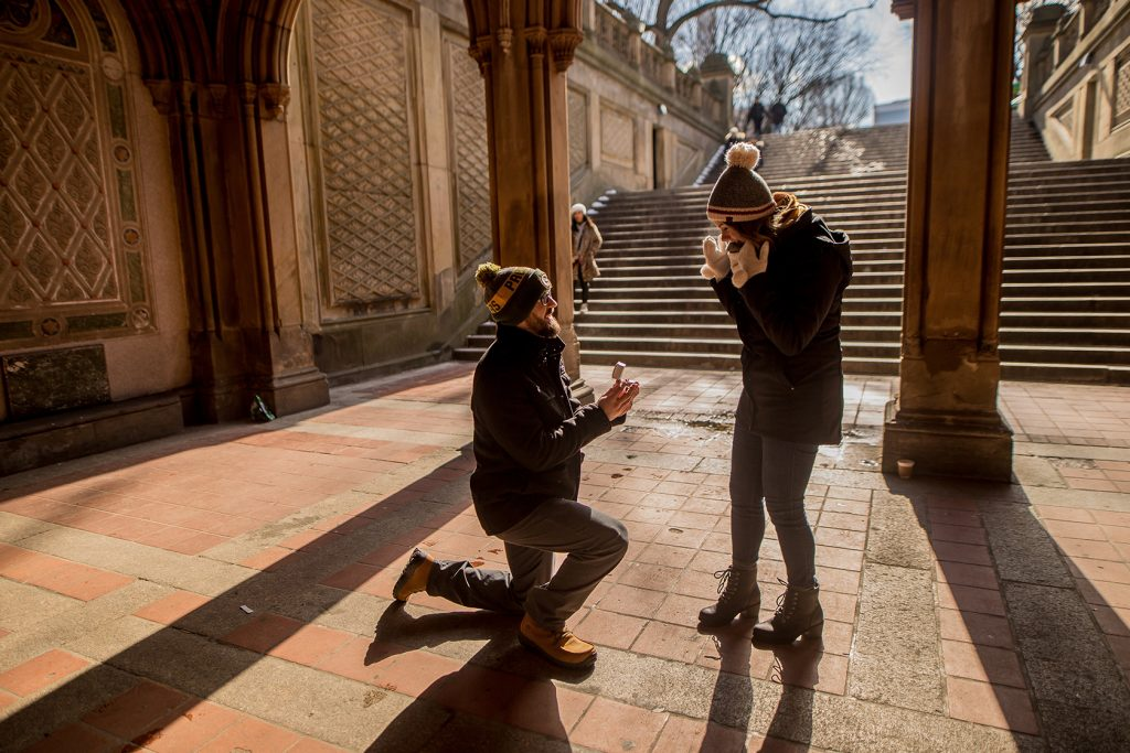 Proposal: Winter/Holiday is the best time to propose