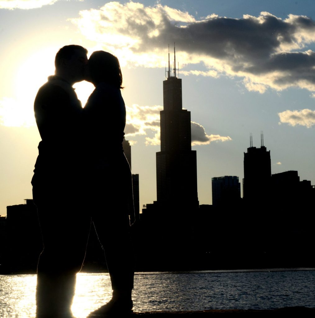 Chicago/Planetarium Proposal: Tyler and Kathleen