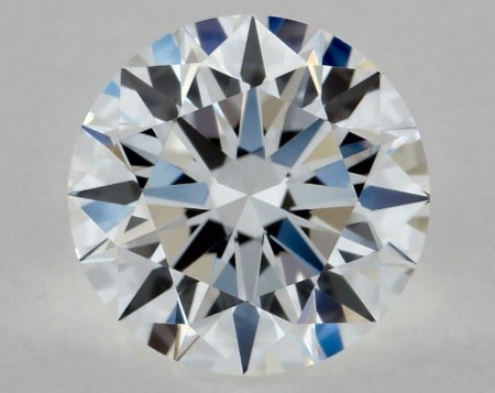 flawless diamond with no clarity inclusions