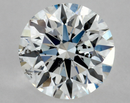 diamonds pinpoints slightly ok throughout video crystals included diamond examples scattered are clarity