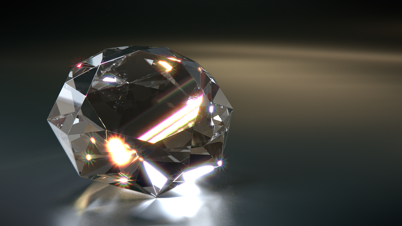 Diamond Refracting
