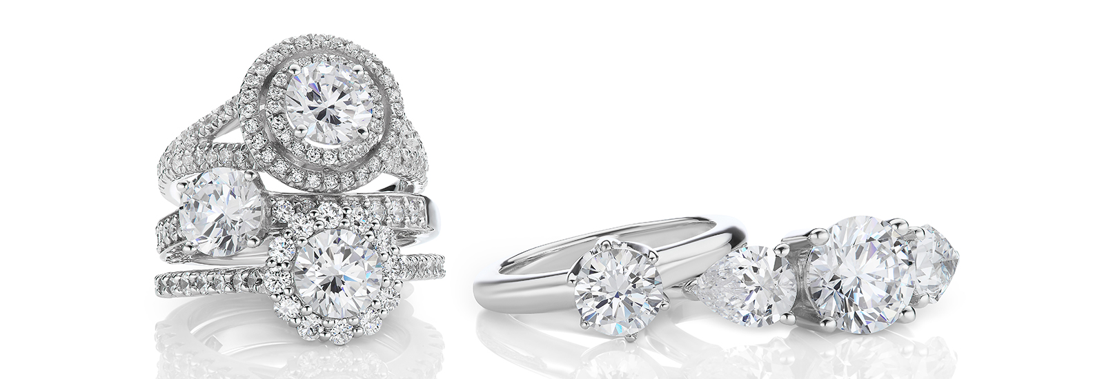 classic diamond engagement ring styles