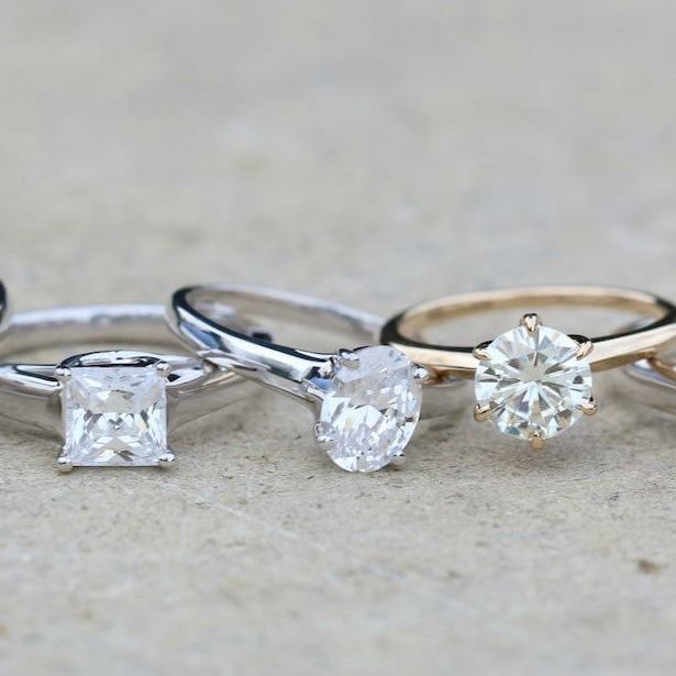 Hypoallergenic Wedding Rings: Hypoallergenic Rings: Engagement Without The Allergies