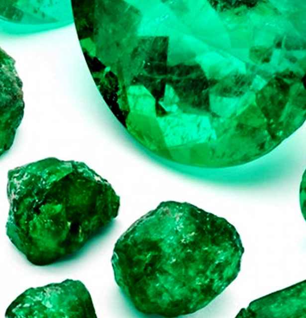 Natural vs Lab Created Emeralds