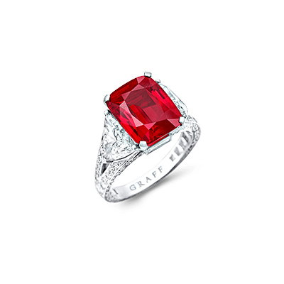 Graff Ruby Ring