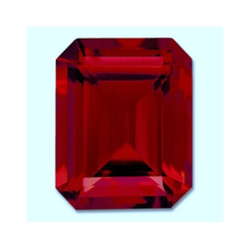 Emerald red natural AAA quality Ruby