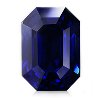 emerald high quality natural sapphire shape