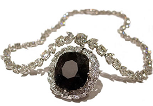 Famous Black Orlov Diamond