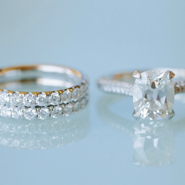 Engagement Rings Vs Wedding Bands Jewelry Education