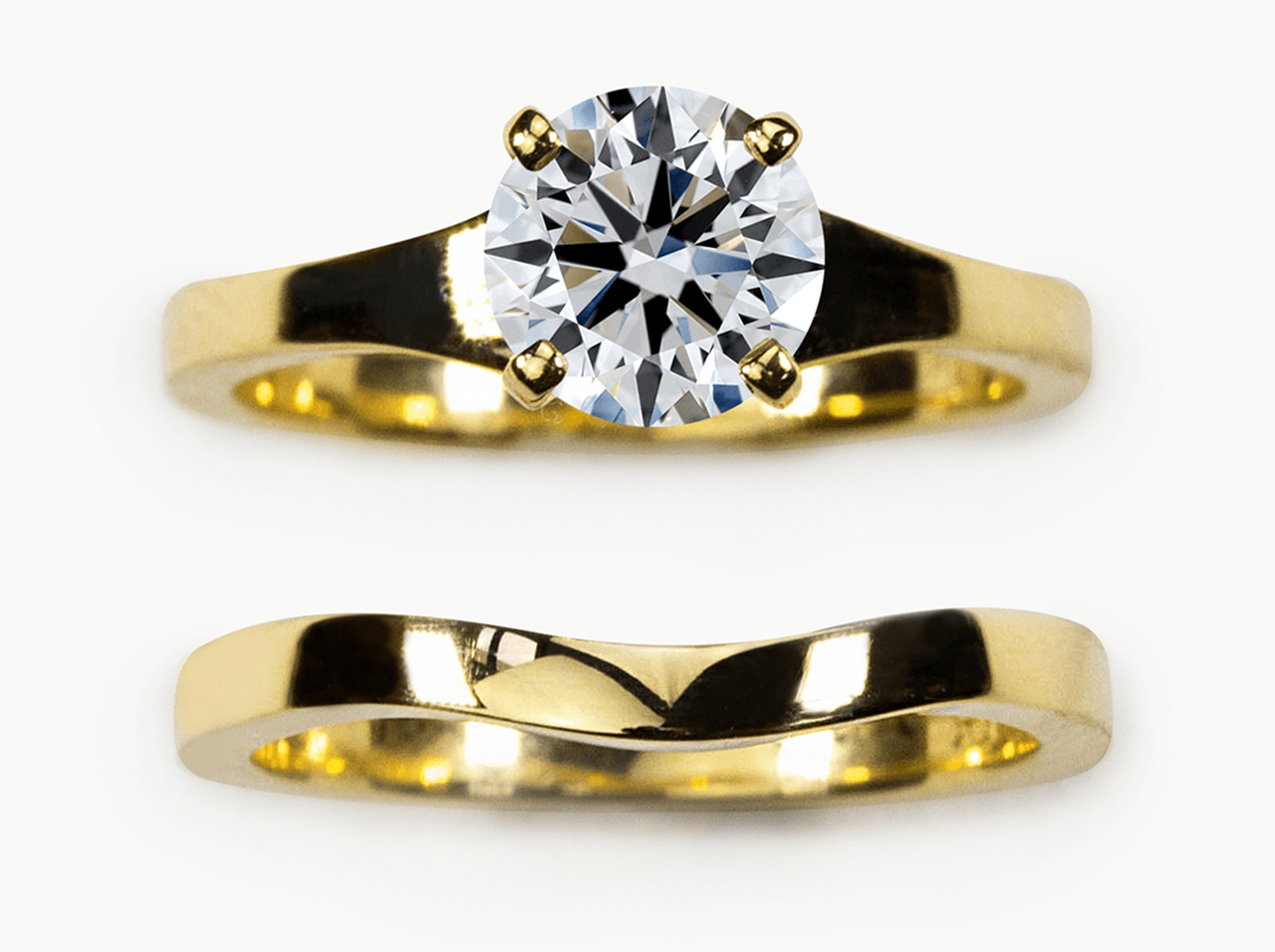 Find your matching Wedding Band