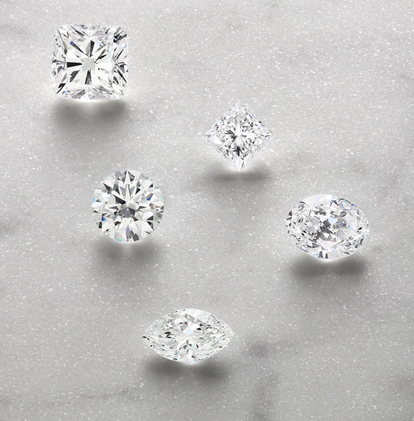 Shop Loose Diamonds
