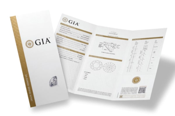 gia certification for diamonds